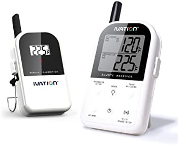 Ivation Long Range Thermometer