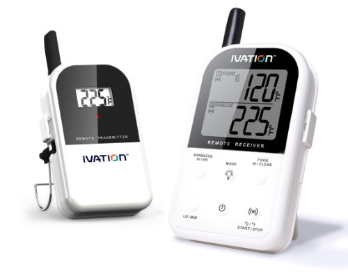 Ivation Long Range Wireless Thermometer product image