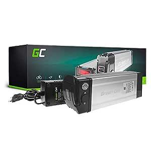 GC® Batería E-Bike 48V 20.4Ah 979Wh Silverfish con Cargador ...