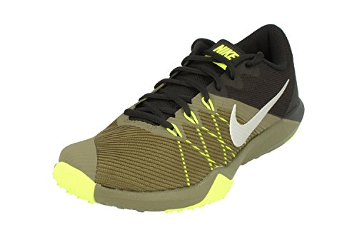 Mens Running Trainers 917707 Sneakers Shoes (UK 11 US 12 EU 46, Medium Olive Silver 200) ()