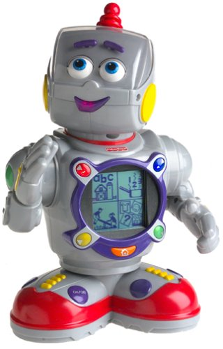 Fisher Price Kinderbot Learning System