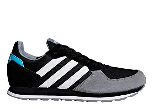Ftwbla Adidas 8k Gris Negbás para 0 de Zapatillas Deporte Negro Hombre r1rxqZd8Tw