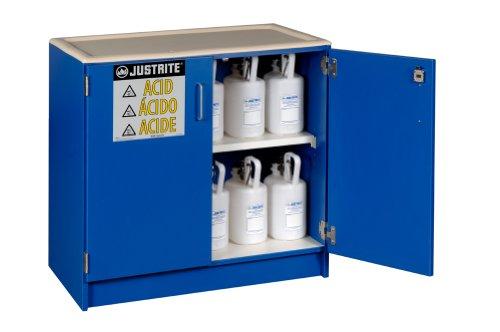 Justrite 24140 36 - 2 1/2 Liter Bottles, 36