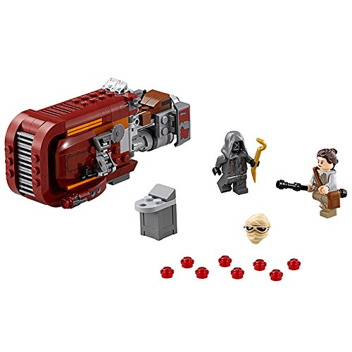 LEGO-Star-Wars-Set-Reys-Speeder-multicolor-75099