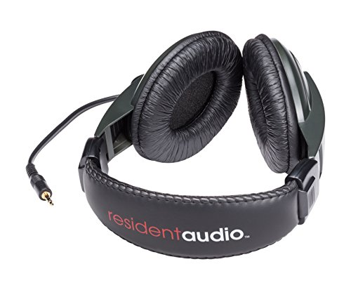 Resident Audio R100 Resident Audio Headphones by Resident Audio