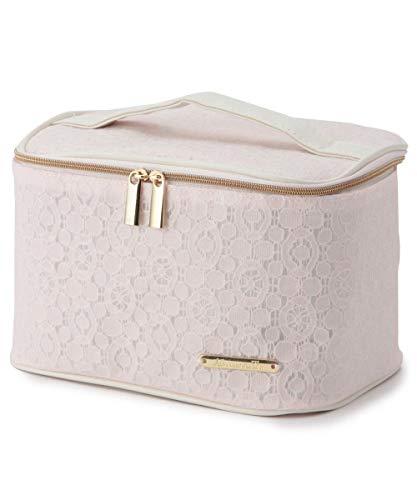 [해외][애프터눈 티 리빙] AfternoonTea LIVING 레이스 베 니 티 파우치 S 핑크 / [Afternoon tea living] Afternoontea LIVING lace vanity pouch s pink