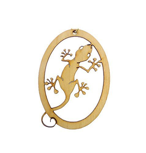 Gecko Ornament - Gecko Ornaments - Gecko Gift - Gecko Gifts - Lizard Ornament - Lizard Gifts - Lizard Ornaments