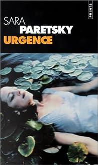 Urgence par Sara Paretsky