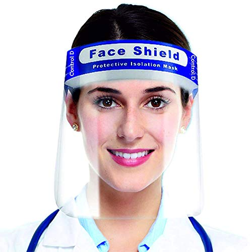 Control D Face Shield (Pack Of 3)