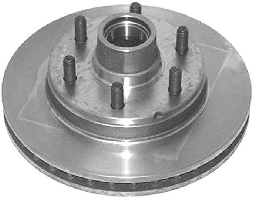 Bendix Premium Drum and Rotor PRT5107 Front Rotor