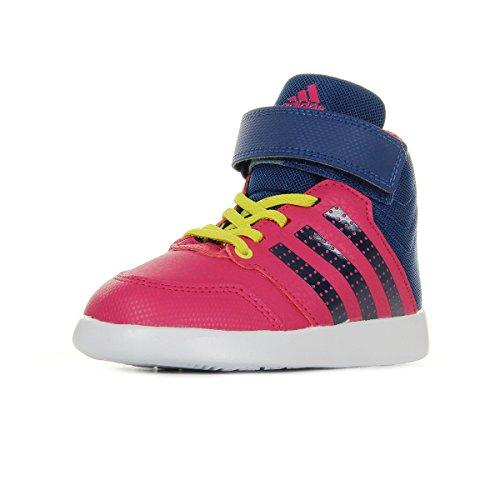 adidas Jan BS 2 Mid I, Zapatos de Primeros Pasos Para Bebés Violet