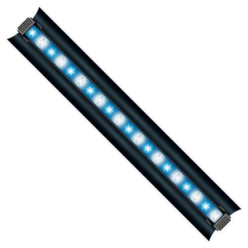 WavePoint 20-watt Super Blue and 10000k Daylight Photon Energy LED High Output Light Strip for Aquarium, 24-Inch