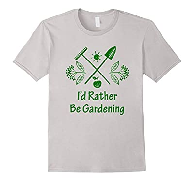 CleanEatology: I'd Rather Be Gardening T-Shirt