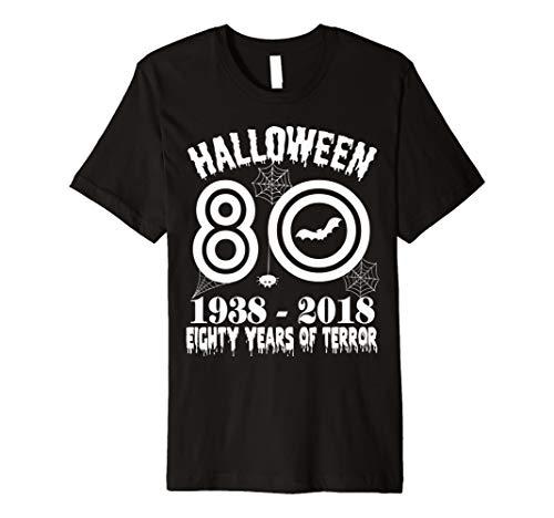Spooky Halloween 80 1938 2018 Eighty Years Of