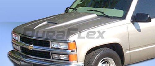 1988-1999 Chevrolet GMC C / K Pickup 1992-1999 Tahoe Yukon Suburban Duraflex Cowl Hood - 1 Piece