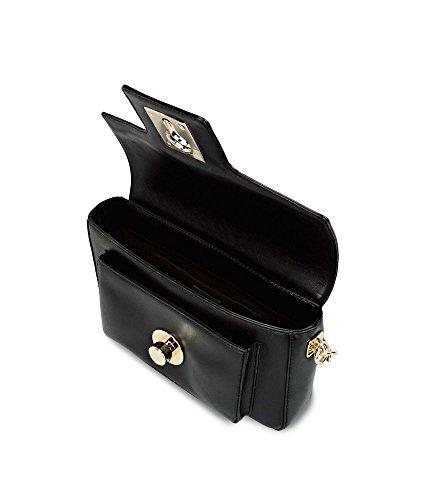 Karl Lagerfeld , Sac bandoulière pour femme noir noir