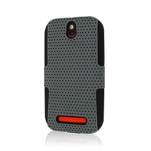 Empire Mpero Fusion M - Carcasa protectora para HTC One SV, color gris