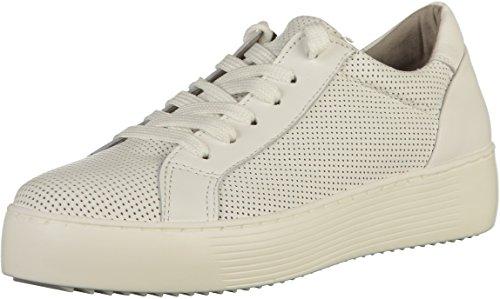 Basses 23759 Femme Tamaris Blanc Sneakers 8fwnH