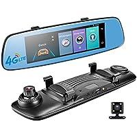 Oksale® 1080P HD1.3MP 7.84 Screen Webcam Car DVR Dual Lens Cameras Vehicle Rear Video Recorder