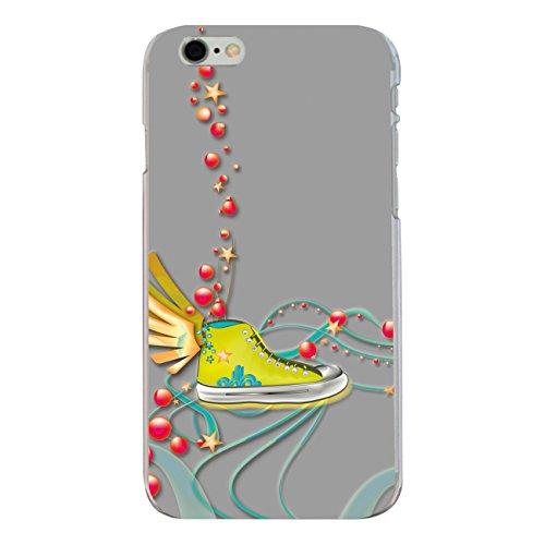 "Disagu Design Case Coque pour Apple iPhone 6s Plus Housse etui coque pochette ""Chucks - yellow"""