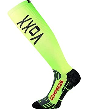 VOXX – Calcetines de compresión Flex Neon Green