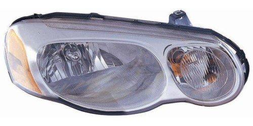 Chrysler Sebring Replacement Headlight Assembly All Wheel Drive - Passenger Side