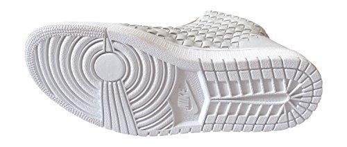 Top Herren Nike 689480 Glanz Jordan Turnschuhe Hi white 003 vanchetta Schuhe nbsp;Sneakers tan Air pure platinum qqTXt1