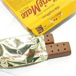 Amazon Co Jp 大塚製薬 カロリーメイト ブロック チョコレート 4本 10個 食品 飲料 お酒