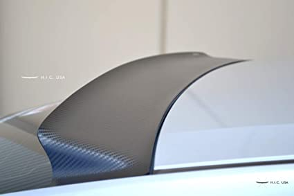 HIC USA 2012 to 2015 Civic 2dr rear roof window visor spoiler brand new
