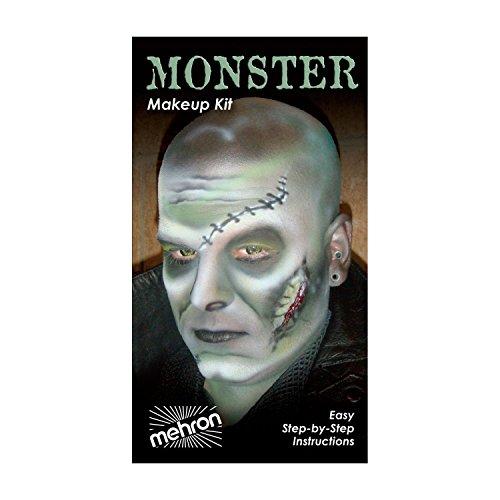 (6 Pack) mehron Character Makeup Kit Monster