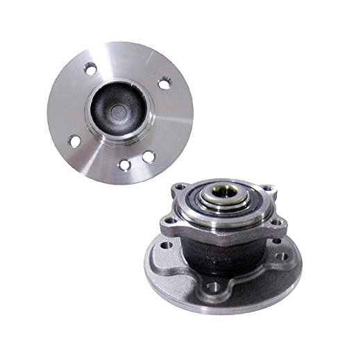 DRIVESTAR 512304x2 Pair: 2 New Rear Wheel Hub & Bearing Left and Right for 02-06 Mini Cooper ABS from DRIVESTAR