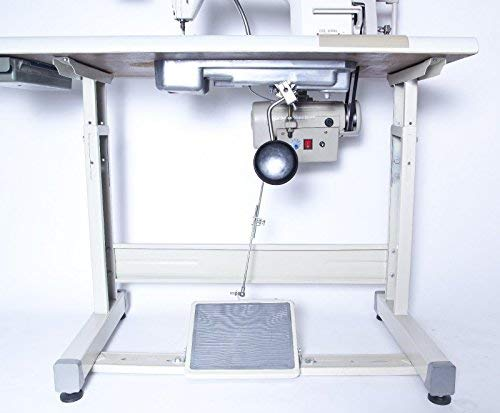 Amazon.com: Yamata FY8700 Lockstitch Industrial Sewing Machine with Juki DDL 8700 Table, Servo Motor.Assembly required.DIY
