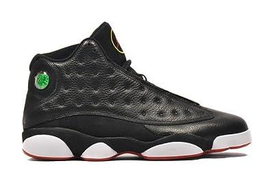 "Men's Jordan Air 13 Retro ""Playoffs"" Basketball Shoes - 414571 101"