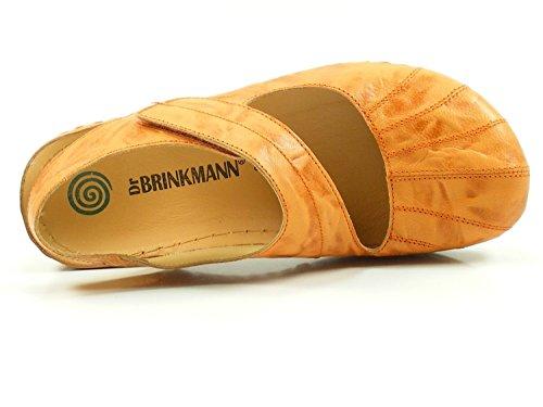 Ballerines Dr Brinkmann Orange Femme 710917 rffaBq1w