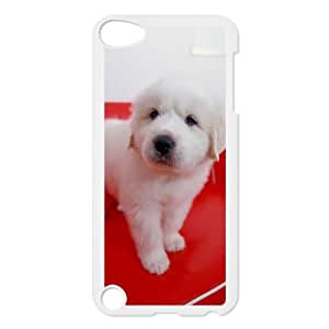 Cheap Case for Ipod Touch 5 - Lively dog ( WKK-R-84231 )