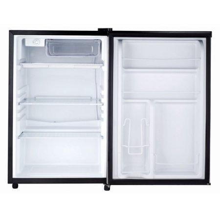 Refrigerator And Freezer, Black: Kitchen U0026 Dining