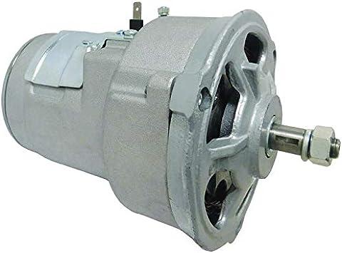 New Alternator For VW Beetle 1.6 Type 2 1975-1979 55 Amp 12 Volt OEM Quality