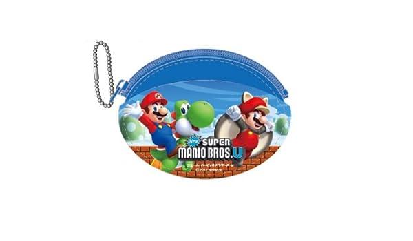 caja de la moneda New Super Mario Bros. U Azul MBS-091-BL: Amazon.es: Juguetes y juegos