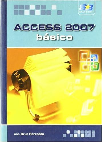 Access 2007. Básico