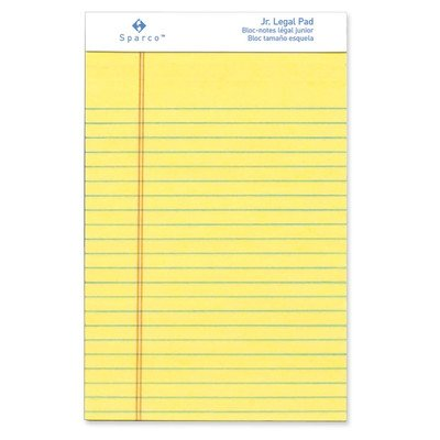 (SPR2058 - Sparco Legal Ruled Pads)