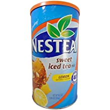 Nestea Sweet Iced Tea Lemon Mix 90.3 Oz