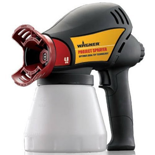 Wagner 0525010 Project Power Painter with - Sprayer Gallon Handheld