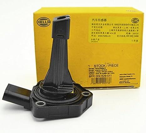 Sensor de nivel de aceite 03 C907660 m 6pr009629 - 05 - apropiado para Audi VW Auto Coches: Amazon.es: Coche y moto
