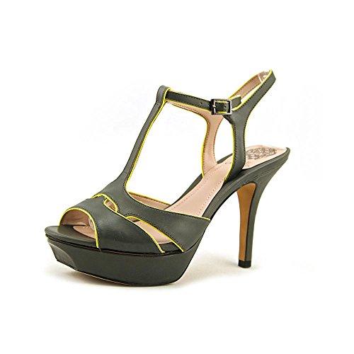 Vince Camuto Women's Trinna Sandal,Hurricane Grey,7.5 M US
