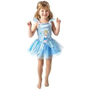 Cenicienta bailarina - disfraz infantil: Amazon.es: Juguetes ...
