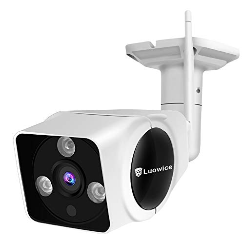 Luowice Wireless Security Camera Outdoor Wifi Ip Camera