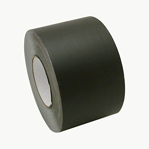J.V. Converting J90/BLK460 JVCC J90 Low Gloss Gaffer-Style Duct Tape: 4