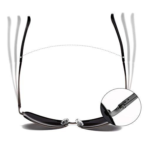 soleil de E Nouvelles lunettes Sport Soleil Hipster Femme Driving de polarisées Des Lunettes 2018 qxT4gwgSE