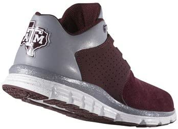 adidas Gameday Luxe Texas A/&M 10 Maroon Grey