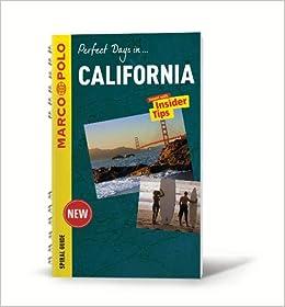 California Marco Polo Spiral Guide (Marco Polo Spiral Guides)  Marco Polo  Travel Publishing  9783829755450  Amazon.com  Books b4da11be90
